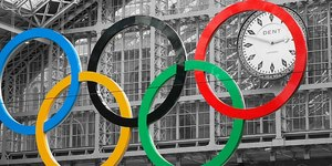 What Happened To London's Giant Olympic Rings?