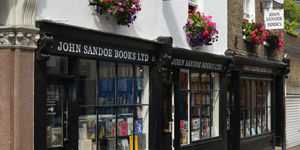 Amazing facts about London's best bookshops