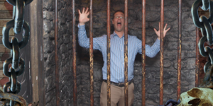 Why The Hell Do People Go To The Clink Prison Museum?