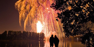 Where To Watch Fireworks On Bonfire Night In London