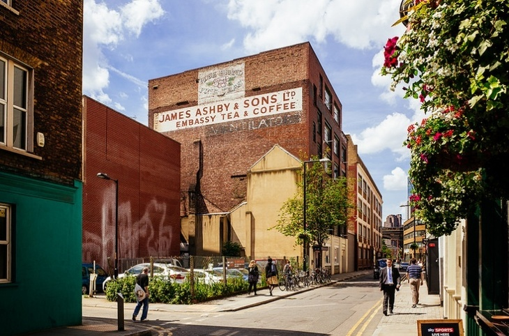 See Ghost Signs Brought Back To Life This September