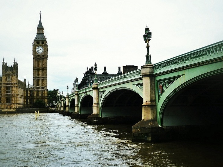 11 things you probably didn't know about Westminster Bridge