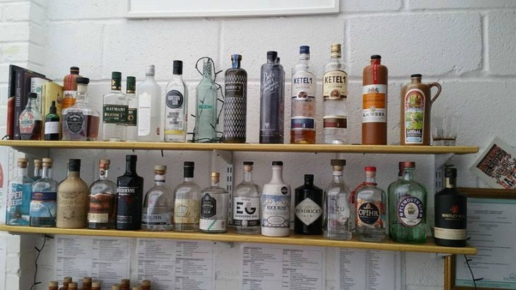 Of The Best Gin Bars In London   Londonist Londonist Mother     s Ruin  Does what it says on the tin
