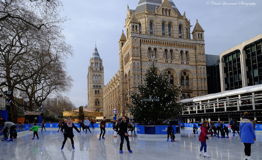 A Guide To London's 2017 Christmas Ice Rinks