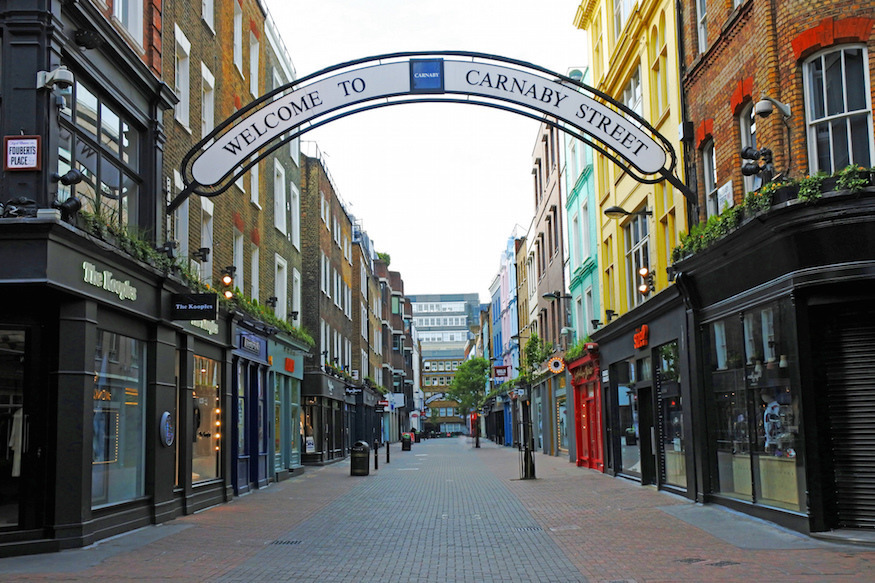 9 Secrets Of Carnaby | Londonist