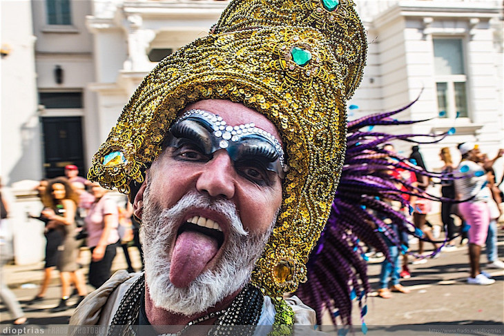 In Photos: Notting Hill Carnival 2016