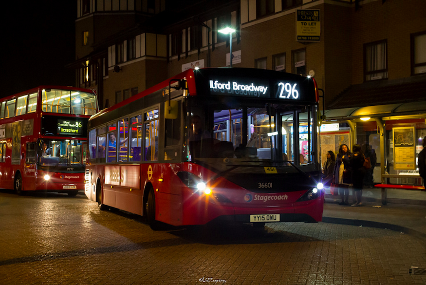 8 Extended Bus Services To Support Night Tube