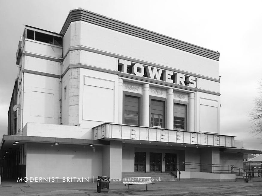 beautiful art deco cinema to be demolished londonist. Black Bedroom Furniture Sets. Home Design Ideas