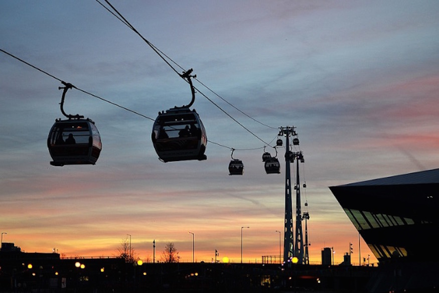 London News Roundup: Could The Dangleway Be London's New Party Spot?