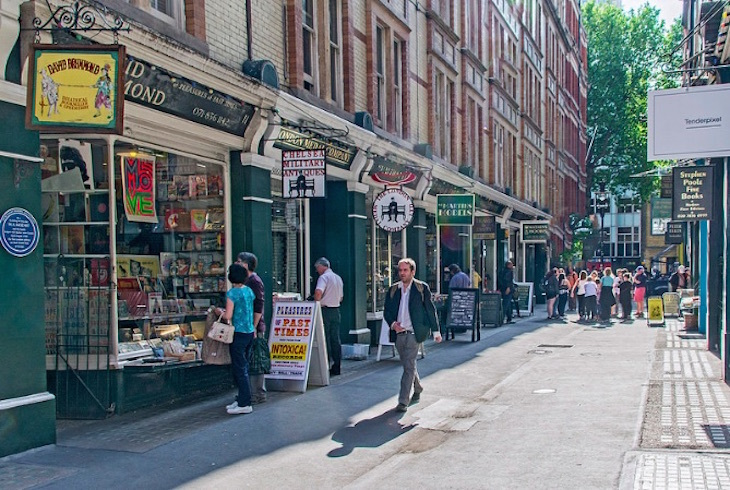 A History Of London's Back Passages