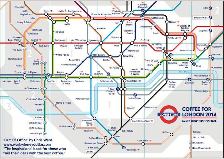 10 Best Alternative Tube Maps