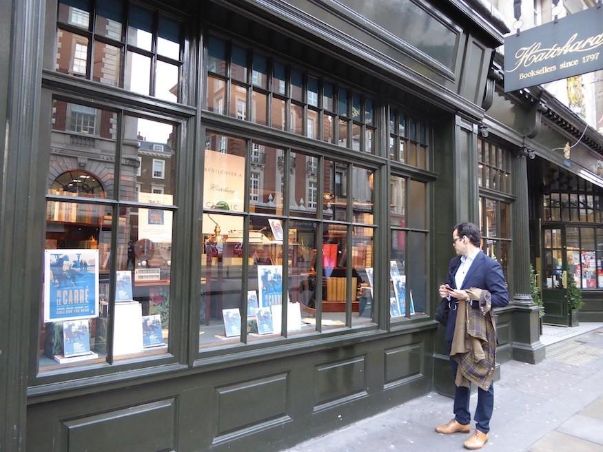 The Secrets Of London's Finest Bookshops