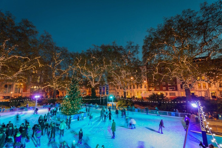 A Guide To London's 2016 Christmas Ice Rinks