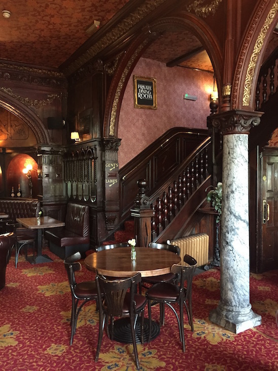 How Much Has This Great Pub Changed In 70 Years?