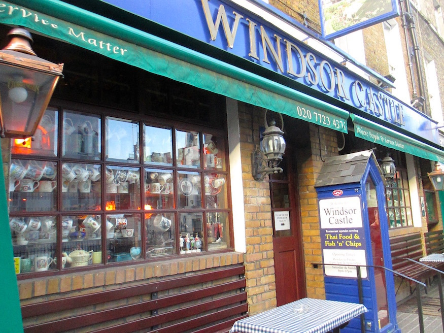 Marylebone's Windsor Castle Pub Will Close To Make Way For Luxury Flats