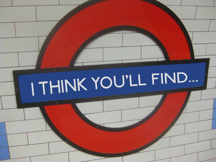 A Guide To Tube Pedantry Londonist