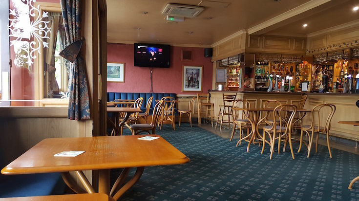 Visiting London's outermost pubs: