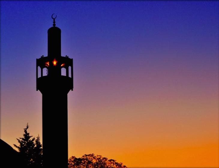 Regents Park Mosque Restaurant