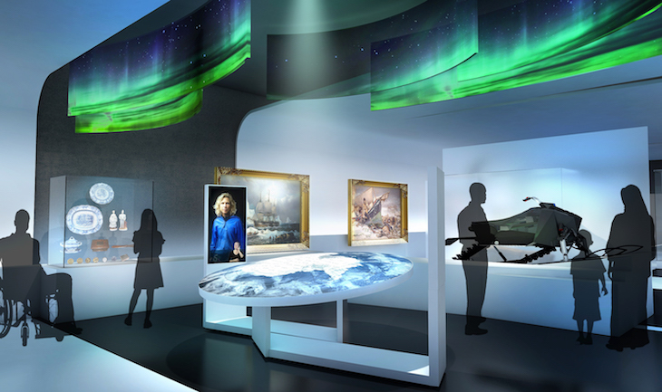 Four New Galleries For The National Maritime Museum
