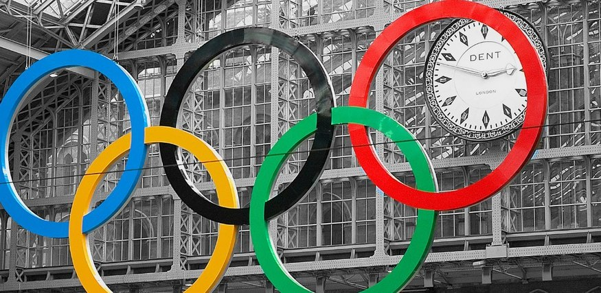 This Is What Happened To London's Olympic RIngs