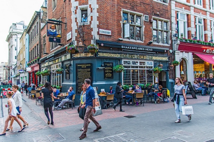 9 Secrets Of Carnaby