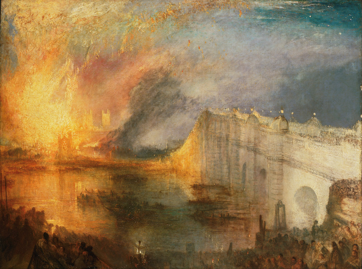 The other great fires of London: