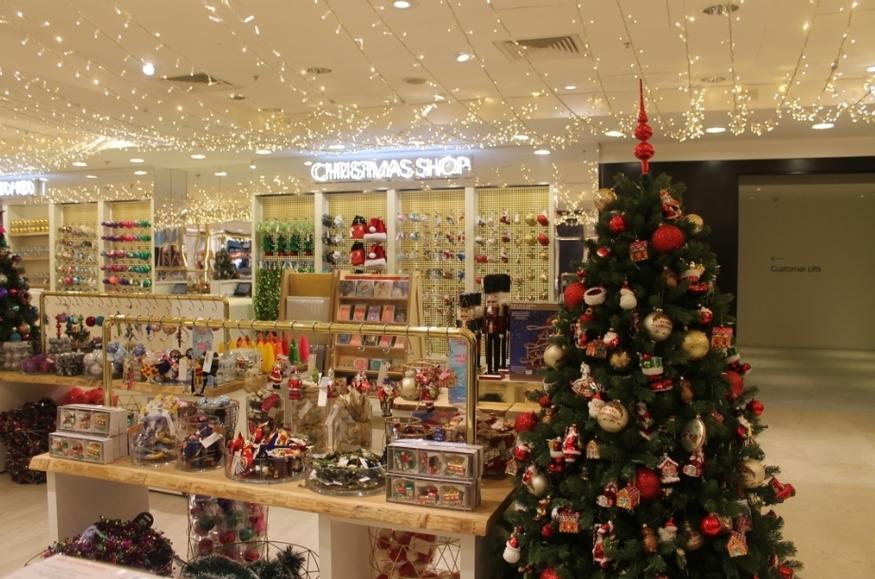 2bdc71e270b1b Merry Christmas From Selfridges!