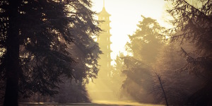 Ever wondered where Kew's pagoda came from?
