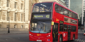How Do London's Buses Get Their Numbers?