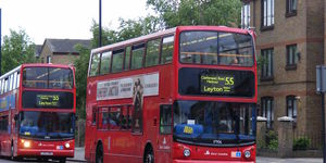 How London's buses get their numbers