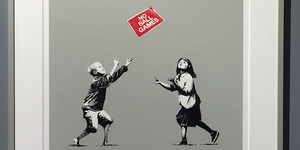 The First Permanent Banksy Exhibition In London Is Now Open