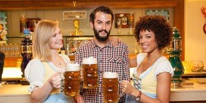 Where To Celebrate Oktoberfest 2016 In London