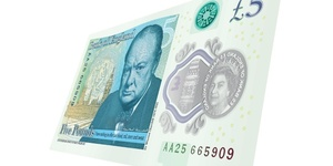 London News Roundup: Churchill Appears On New Plastic £5 Note