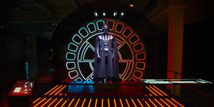 See Star Wars memorabilia in London.