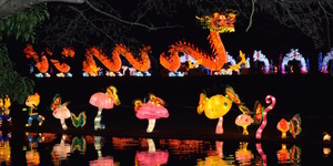 Tickets on sale now for the Magical Lantern Festival in Chiswick