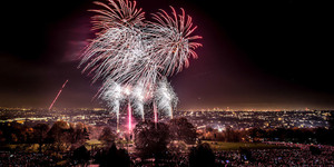 Don't Miss Ally Pally's Night To Remember