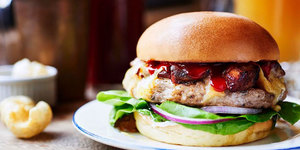 Taste the Philippines with Hawksmoor's New Burger