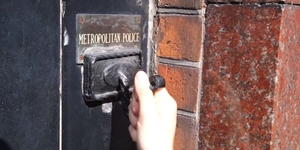 Video: Seen The Policeman's Hook Of Great Newport Street?