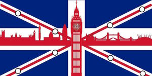 Street Artist Designs New Flag For An Independent London