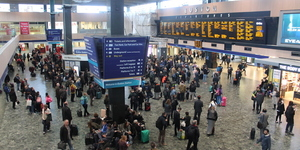 6 Secrets Of Euston Station
