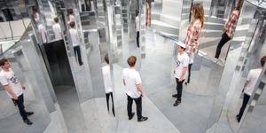 Peckham's Got A Mirror Maze