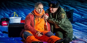 Ice Ice Fishing: Rylance Returns With Fishy Comedy