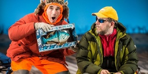 Dress As A Fish To Get Free VIP Tickets For Mark Rylance's New Play