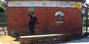 Video: Where To Find The Lost Palace Gates Railway Line