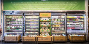 London News Roundup: Veggie Pret Is Going Permanent