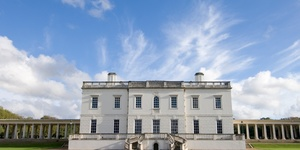In Pictures: Queen's House In Greenwich Reopens