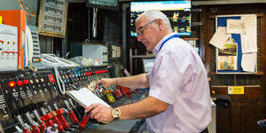 Historic Tube Signalling Cabin Could Open To Public