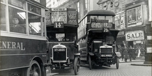 The Story Behind London's Bus Route Numbers