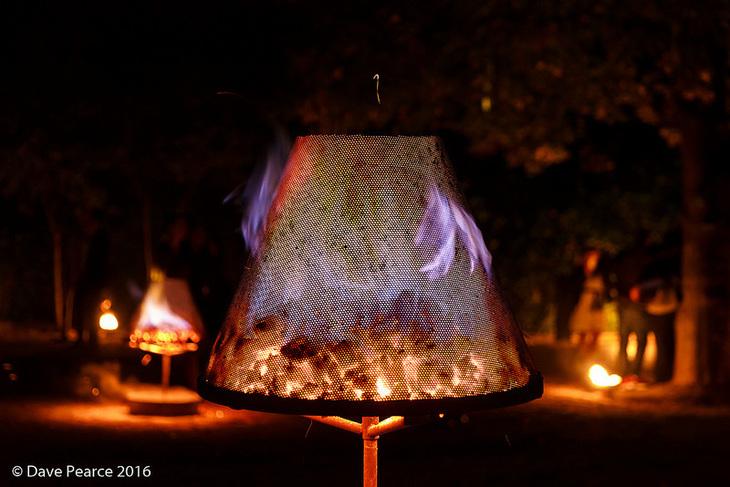 Your photos: London's Burning festival