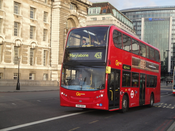 How London's Bus Routes Got Their Numbers
